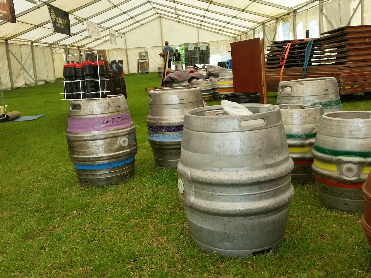 Hitchin Beer and Cider Festival