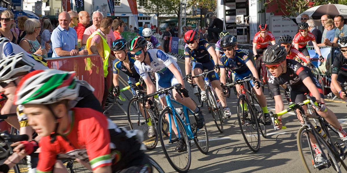 Abergavenny Festival of Cycling