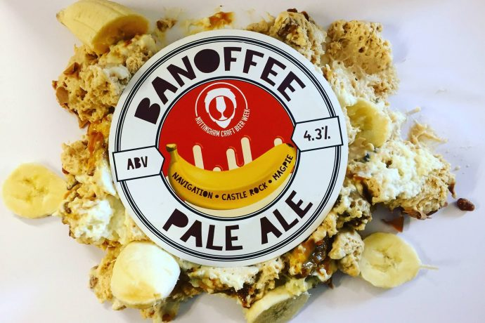 Banoffee Pale Ale