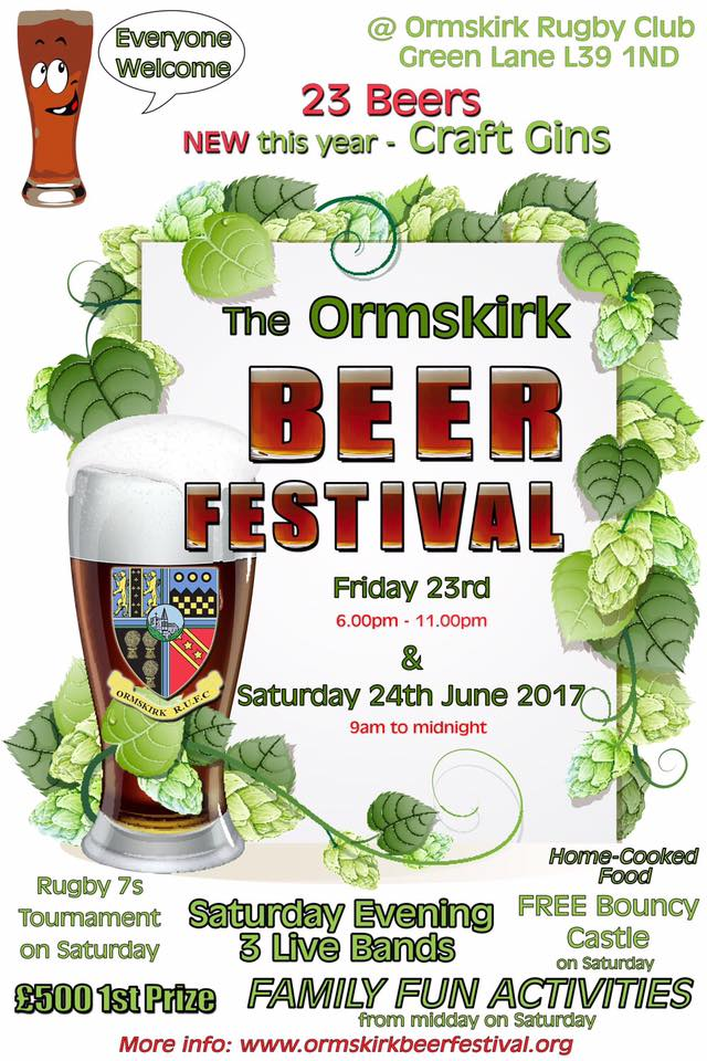 Ormskirk Beer Festival