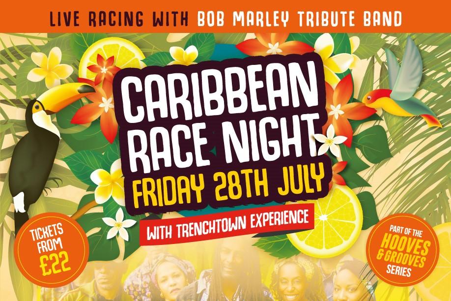 Caribbean Race Night