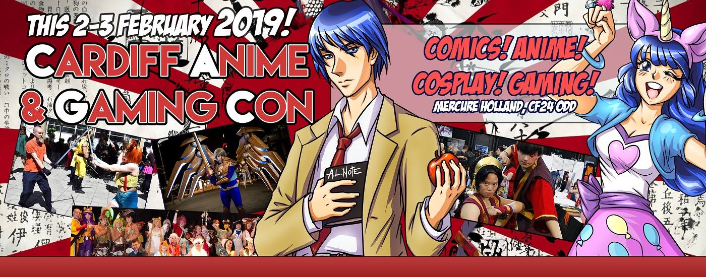 Cardiff Anime and Gaming Con