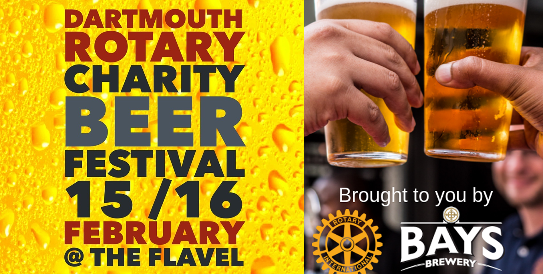Dartmouth Charity Beer Festival