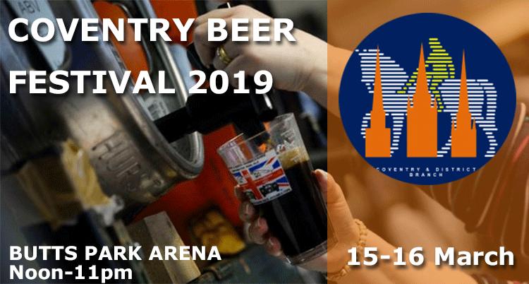 Coventry Beer Festival