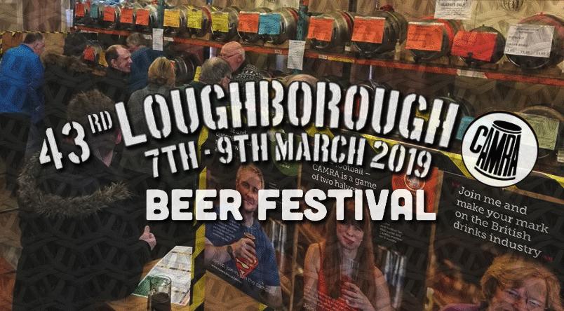 Loughborough Beer Festival