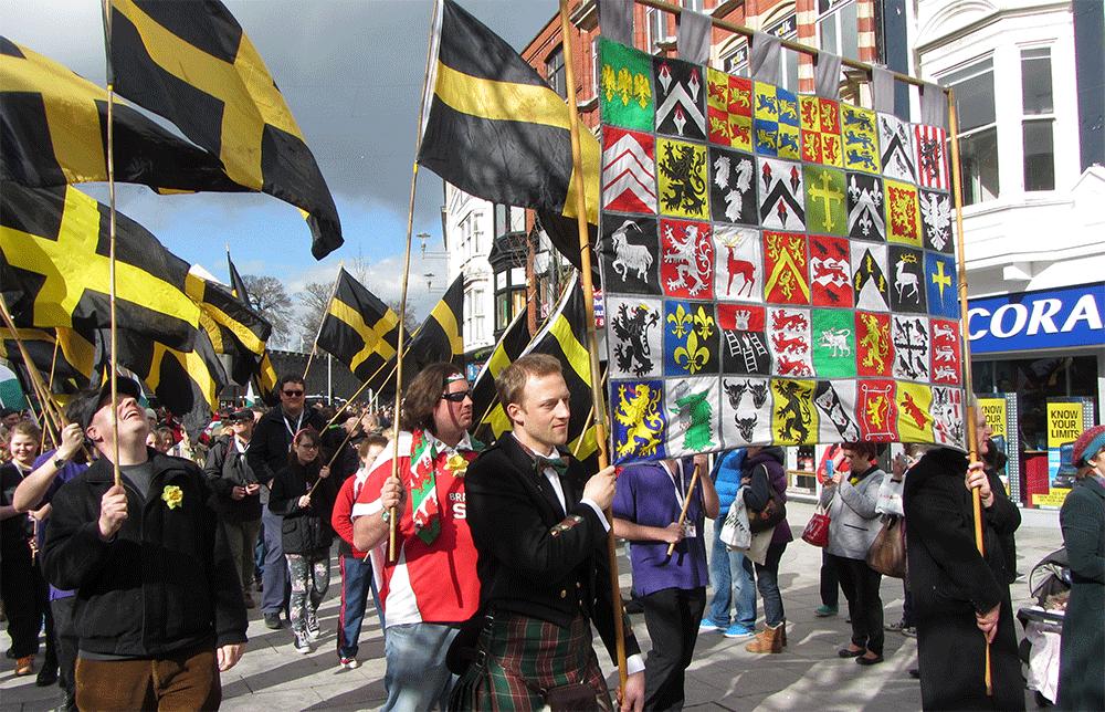 St David's Day Parade