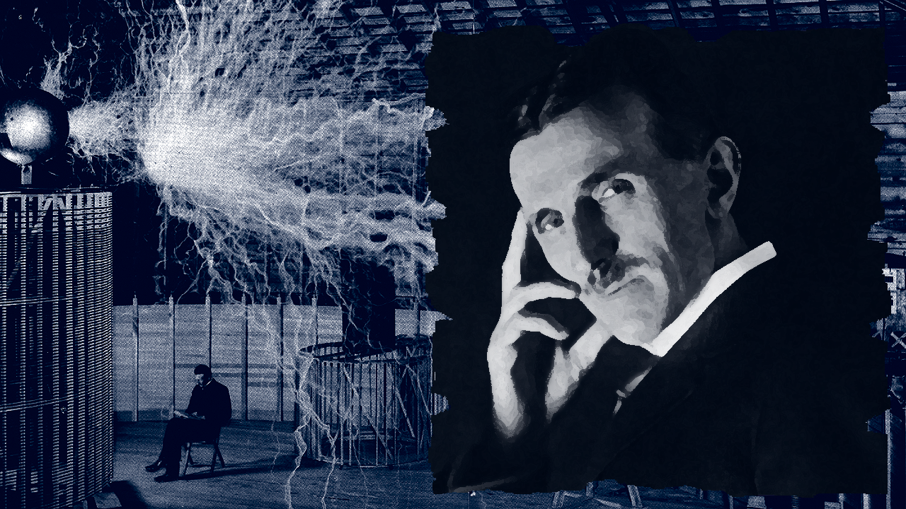 Nikola Tesla: Inventor a true man of the future