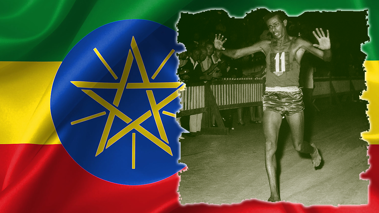 Athletics: When barefoot Bikila became a global sensation