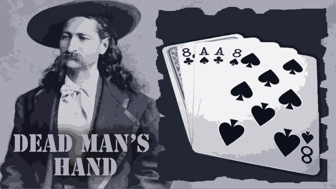 Wild Bill: Gunned down with aces and eights