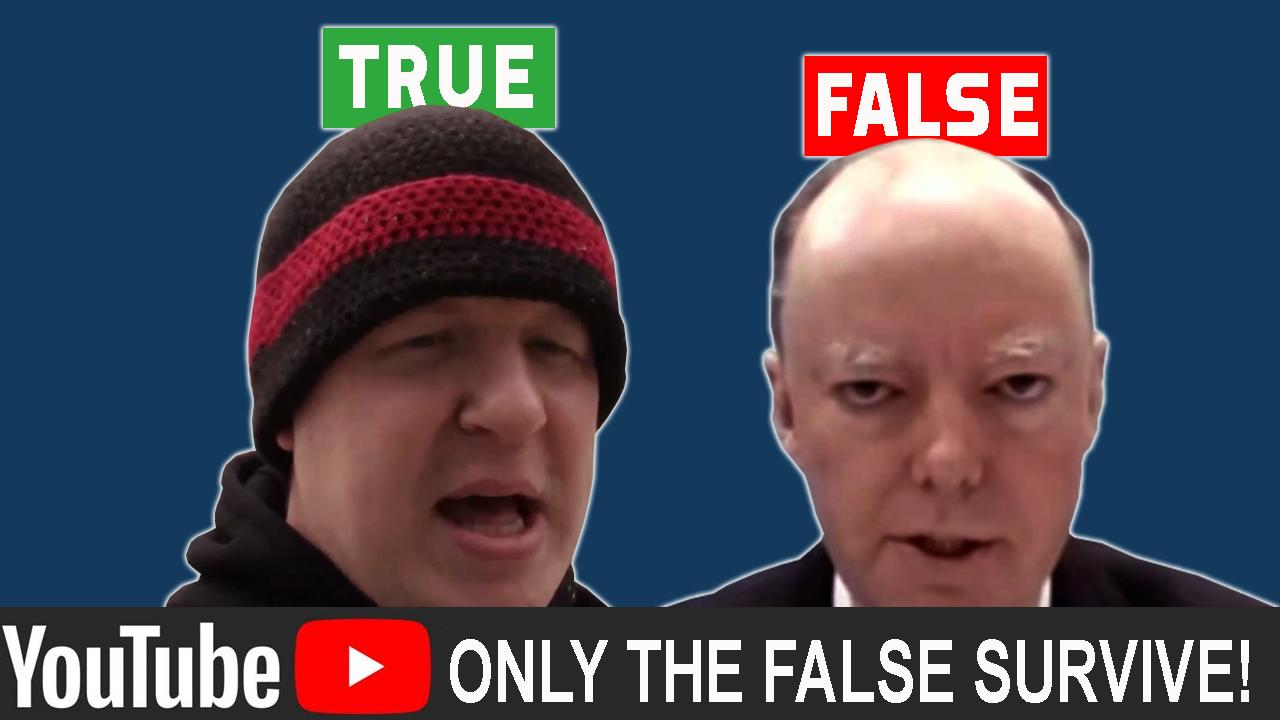 COVID OPS: A COMMUNITY FOR FALSE PROPHETS?